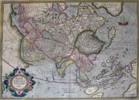 Asia ex magna orbis terre descriptione Gerardi Marcatoris desumpta studio et industria G.M. Iunioris. by MERCATOR, Gerard (1512-1594) - 1595