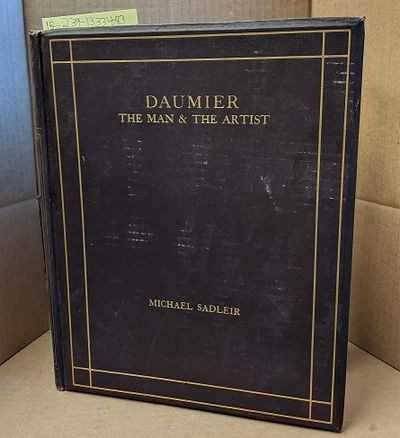 London: Halton & Truscott Smith, 1924. Hardcover. Large Quarto; G Hardcover; Brown spine with Gold t...
