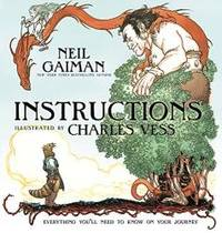 Instructions by Neil Gaiman - Hardcover - 2015-04-02 - from Books Express (SKU: 0061960322q)