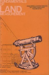 Fundamentals of Land Measurement