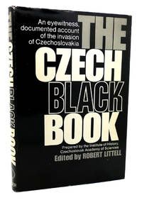image of THE CZECH BLACK BOOK Prepared by the Institute of History of the  Czechoslovak Academy of Sciences