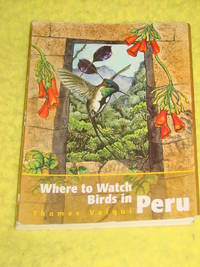 Where to Watch Birds in Peru
