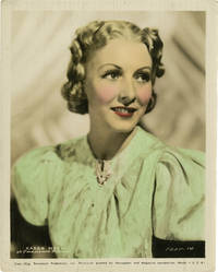 image of Karen Morley for Paramount Pictures (Original hand-tinted promotional photograph)