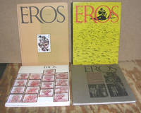 Eros: Volume One, Numbers 1-4 by Ginzburg, Ralph. Editor - 1962