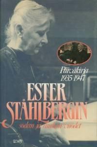 Sodan Ja Rauhan vuodet: Paivakirja 1935-1947