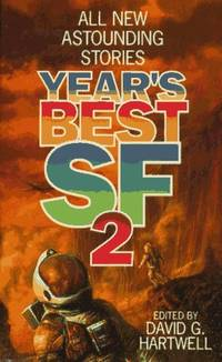 image of YEAR'S BEST SF 2