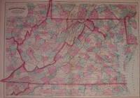 Asher & Adams' Delaware, Maryland, Virginia, West Virginia & District of Columbia