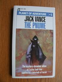 The Pnume ( Planet of Adventure # 4 ) # 66902 by  Jack Vance - Paperback - First edition first printing - 1970 - from Scene of the Crime Books, IOBA (SKU: biblio13455)