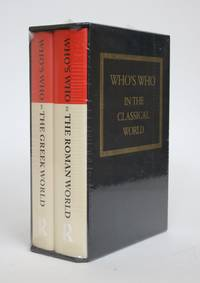 image of Who's Who in The Greek World and in The Roman World (2 Volumes)