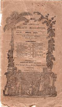 The American Tract Magazine Vol III No 9 September 1828