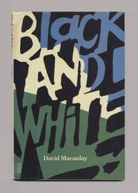 Black And White  - 1st Edition/1st Printing by  David Macaulay - Signed First Edition - 1990 - from Books Tell You Why, Inc. and Biblio.com