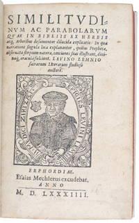 image of Similitudinum ac parabolarum quae in Bibliis ex Herbis atq. Arboribus desumuntur dilucida explicatio.