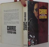 Carrie by  Stephen King - Signed First Edition - 1974 - from Bookbid Rare Books and Biblio.com