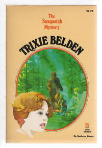 image of TRIXIE BELDEN: THE SASQUATCH MYSTERY  #25.