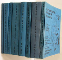 image of GENESEE RIVER BASIN STUDY OF WATER AND RELATED LAND RESOURCES (8 VOLUMES &  PACKET OF 5 MAPS)