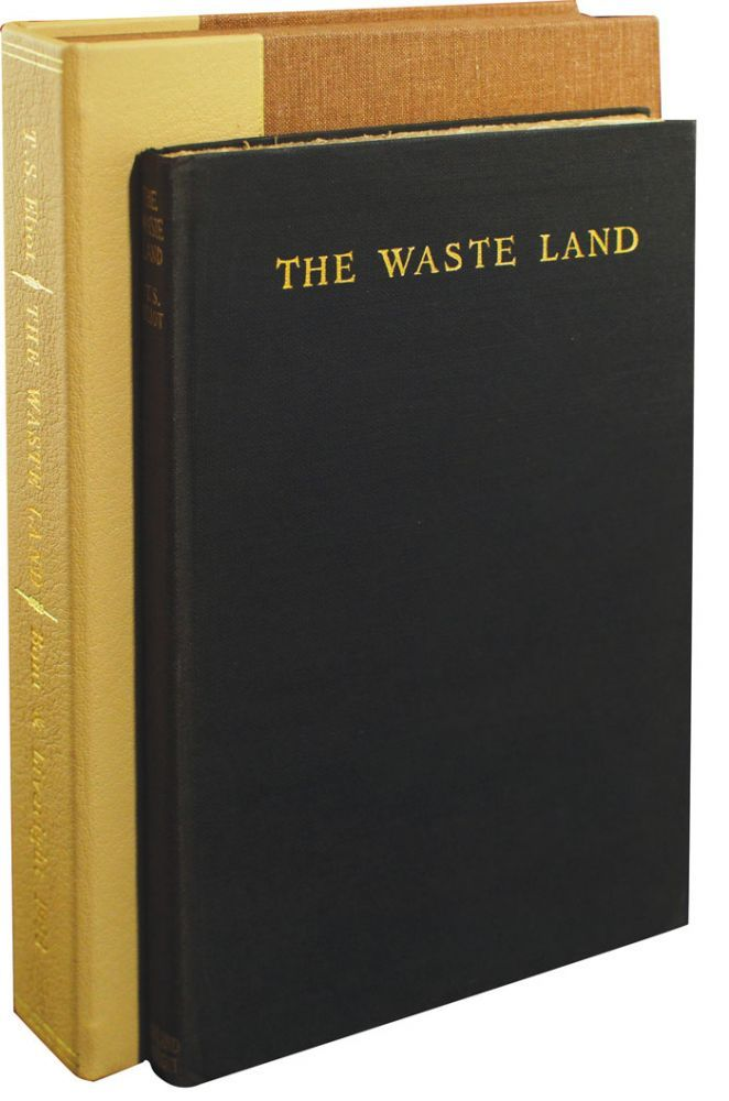 an analysis of various interpretations of the waste land by t s eliot The waste land by t s eliot: critical analysis eliot's the waste land is an important landmark in the history of english poetry and one of the most talked about poem of the 20th century.