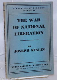 image of The War of National Liberation