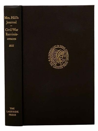 Chicago: The Lakeside Press / R.R. Donnelley & Sons Company, 1980. First Thus. Hard Cover. Near Fine...