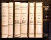 image of GEORGE WASHINGTON: A BIOGRAPHY [7 VOLUMES]