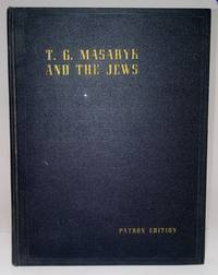 image of T. G. MASARYK_THE JEWS