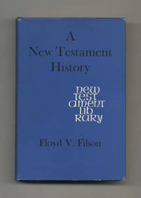 A New Testament History  - 1st Edition /1st Printing by  Floyd V Filson - 1st UK Edition; First Printing - [1965] - from Books Tell You Why, Inc. and Biblio.com