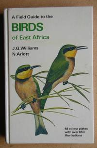 image of A Field Guide to the Birds of East Africa.