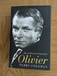 Olivier: The Authorised Biography    *1st edition/1st print**