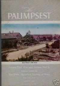The Palimpsest Vol XLIV No. 3