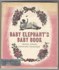 BABY ELEPHANT'S BABY BOOK