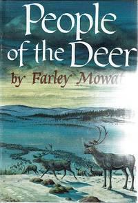 People Of The Deer by Mowat Farley - 1952