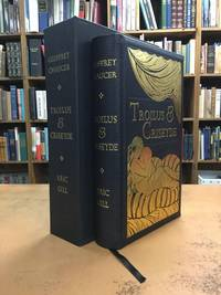 TROILUS AND CRISEYDE: Edited by Arundell del Re with Wood Engravings by Eric Gill