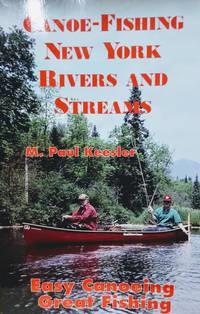 Canoe-Fishing New York Rivers and Streams