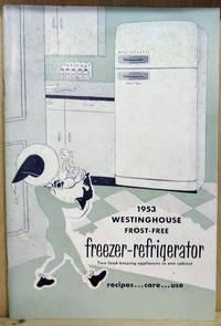 image of 1953 Westinghouse Frost-Free Freezer-Refrigerator