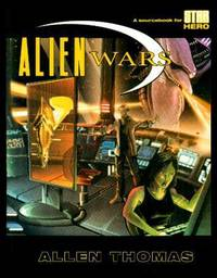 ALIEN WARS - A Sourcebook for Star Hero