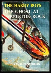 THE GHOST AT SKELETON ROCK - Hardy Boys 38