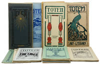 Totem (26 Issues of the Lincoln High School, Seattle, Washington Publication)