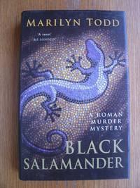image of Black Salamander