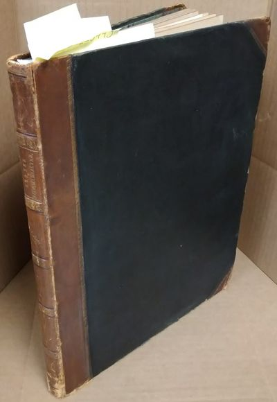 Christiania: Winckelmann & Sonner, 1852. First edition. Folio; VG- condition hardcover (see eleven p...