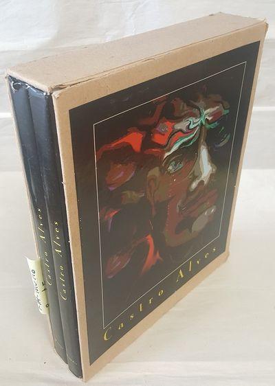 Brasil: Odebrecht; Fundacao Bando Brasil, 1997. Commemorative edition . Quarto; vg condition hardcov...