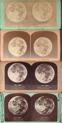 Stereoviews of the Moon [Set of Four]