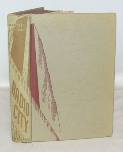 New York: The Dial Press, 1941. First Edition. Very good in tan cloth covered boards with faded text...