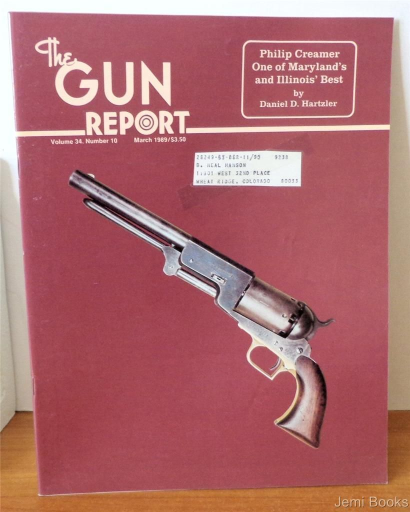 the gun book report The man with the golden gun is the twelfth novel (and thirteenth book) of ian fleming's james bond series it was first published by jonathan cape in the uk on 1 april 1965, eight months after the author's death the novel was not as detailed or polished as the others in the series, leading to poor but polite reviews.