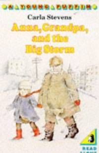 Anna  Grandpa  And the Big Storm Young Puffin Books