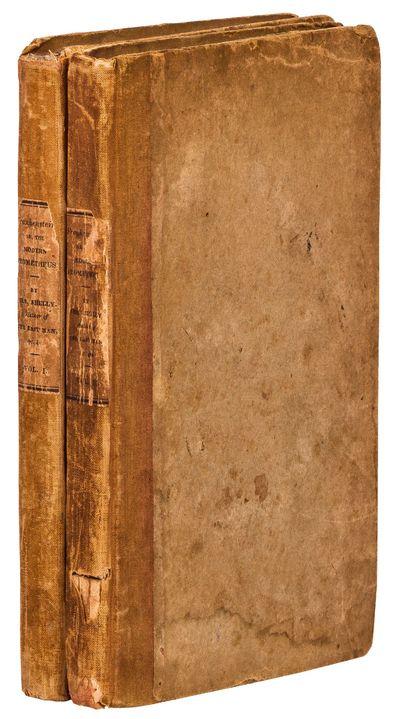 Philadelphia: Carey, Lee and Blanchard, 1833. Hardcover. Very Good. First American edition. Two volu...