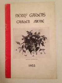image of Merry Gardens Camden Maine 1953.