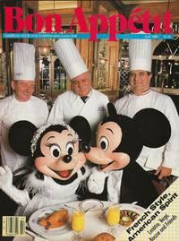 image of BON APPETIT ~ July 1989