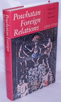 image of Powhatan Foreign Relations 1500-1722