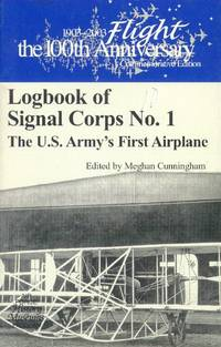 image of Logbook of Signal Corps No. 1: The U. S. Army's First Aiplane