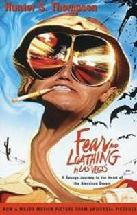 image of FEAR & LOATHING IN LAS VEGAS : SAVAGE JOURNEY TO HEART OF AMER DREAM