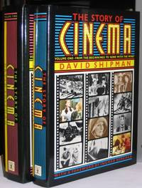 "The Story of Cinema:  Vol 1 An Illustrated History: From the Beginnings to Gone with the Wind; (with) The Story of Cinema: Vol 2  An Illustrated History From Citizen Kane to the Present Day (2 hard covers with dust jackets Vol 1 & 2 ""The Story of Cinema"")"